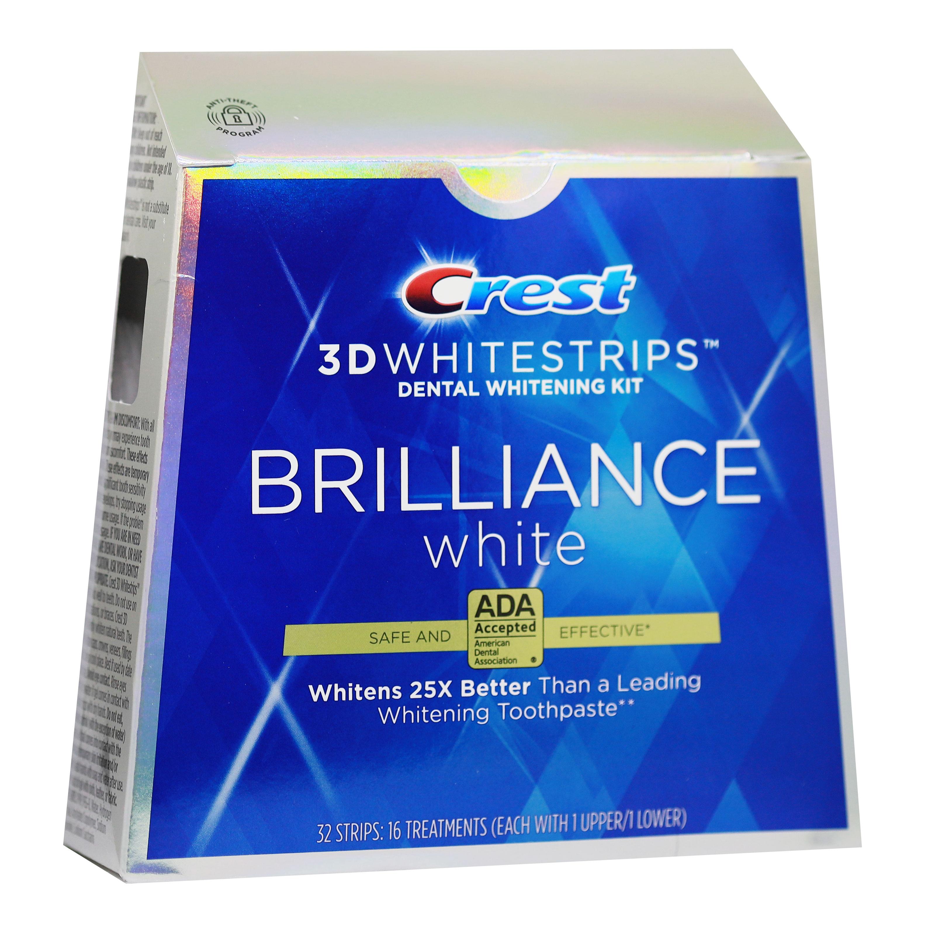 Bieliace pásiky s najvyšším stupňom bielenia 5 s hviezdičkou. Používajú sa 14 dní, každý deň na 30 minút.